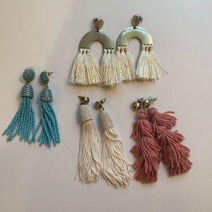 Tassel Earring Bundle